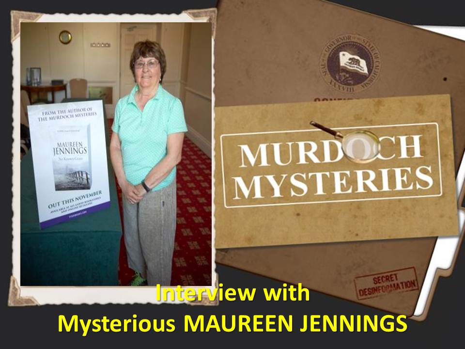 MYSTERIOUS MAUREEN JENNINGS
