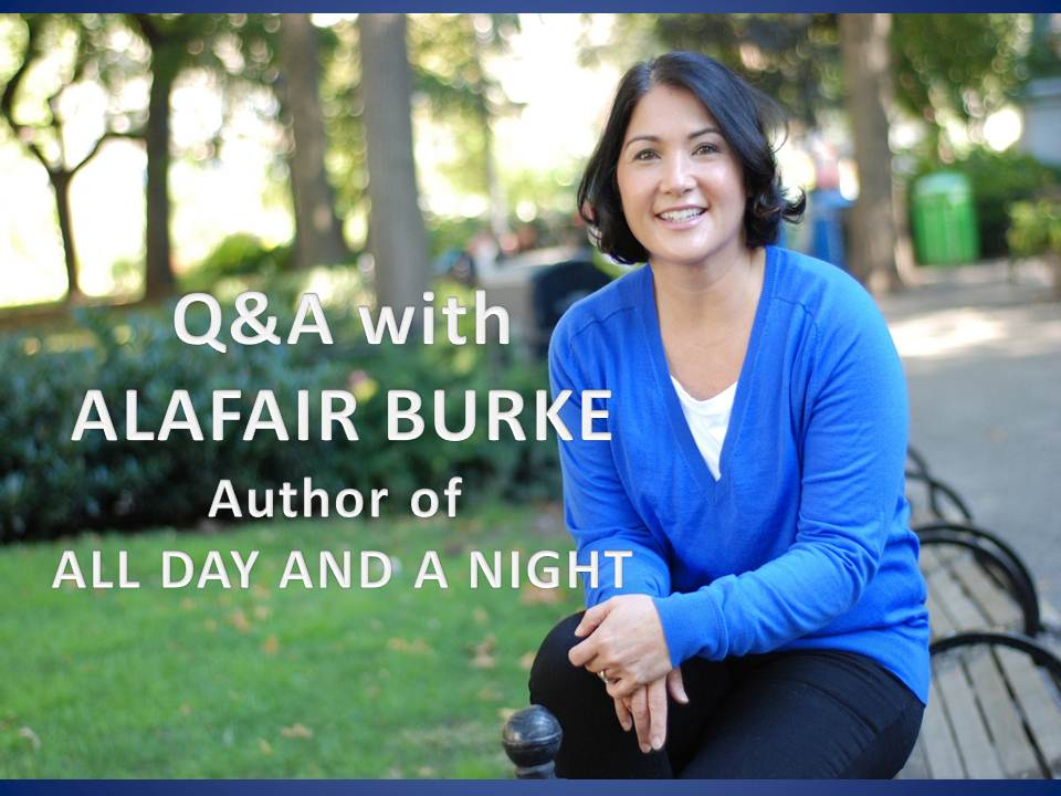 Q&A with Alafair Burke