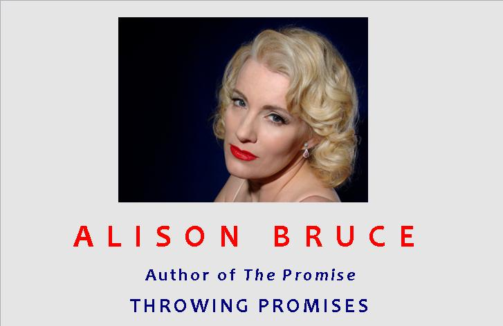 Alison Bruce: Throwing Promises