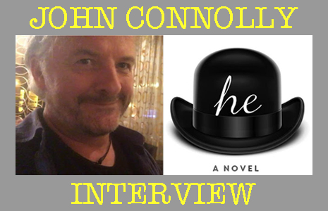 JOHN CONNOLLY and he
